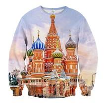 Cathedral City Print Sweatshirt - $36.99