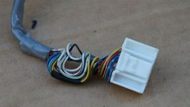 08-14 Infiniti EX35 Sideview Door Mirrror Camera Passenger Right RH (16 Wire) image 9