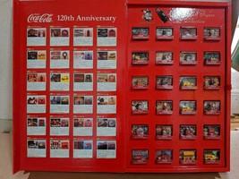 Coca Cola 120Th Anniversario Commemorativo Figura Raccolta Tutti 24 Pezz... - $95.93