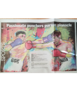 "Saul ""CANELO"" Alvarez vs Gennady ""GGG"" Golovkin  Review Journal Insert S... - $4.95"
