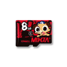 Mixza Year of the Dog Limited Edition C6 8GB TF Memory Card - $15.30