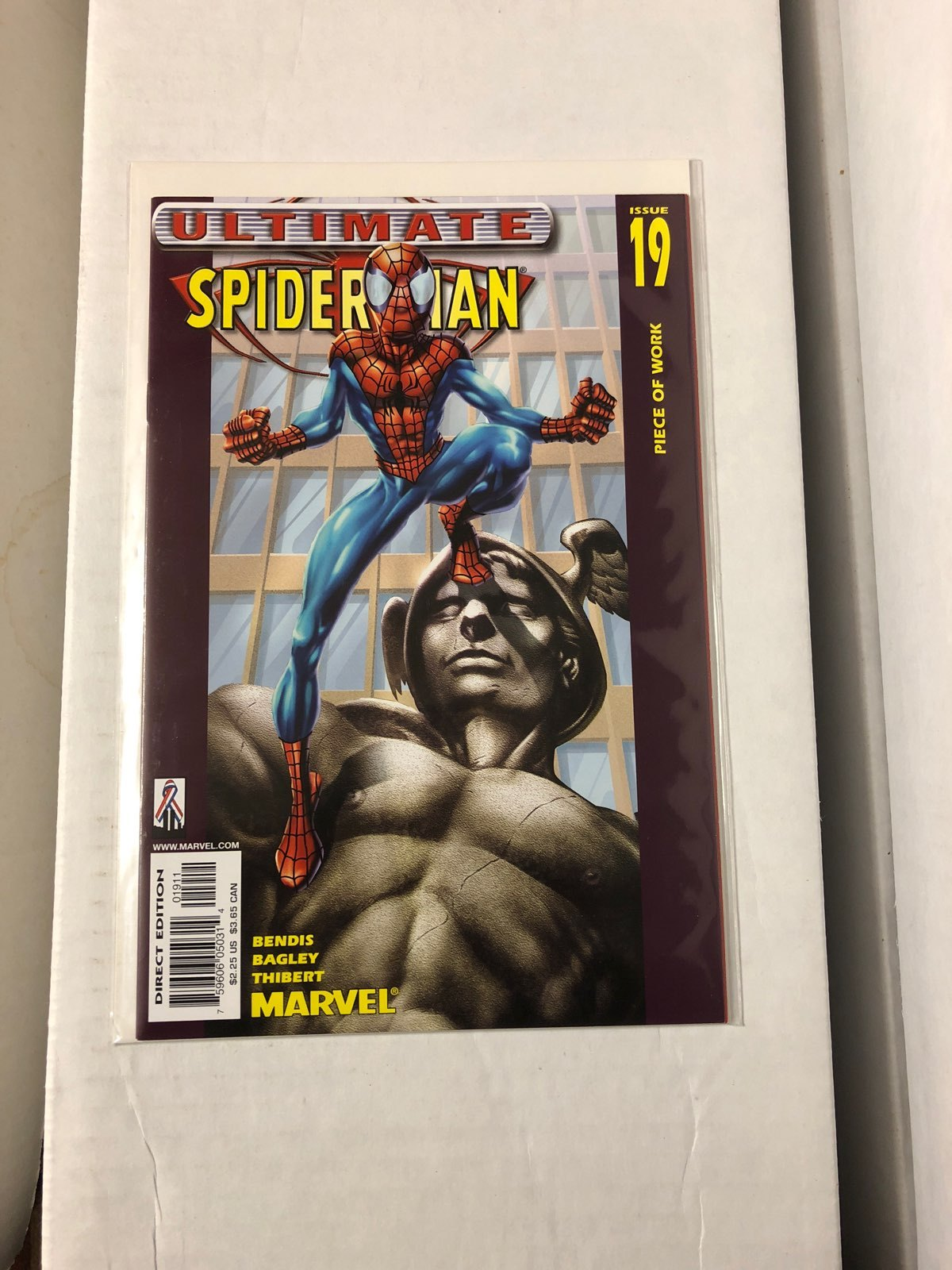 Ultimate Spider-Man #19