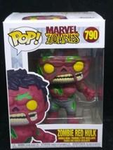 Funko Pop! Marvel Zombies Zombie Red Hulk Vinyl Figure #790 - $14.84