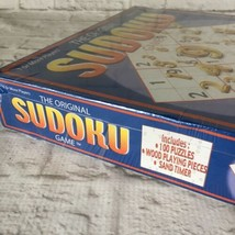 The Original Sudoku Board Game 2005 Cardinal NOS Sealed 3 Levels Of Diff... - $11.88