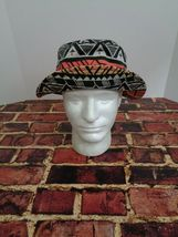 LRG Lifted Research Group FLOPPY Cap Hat Sun Fashion Black Orange Red True Heads image 5