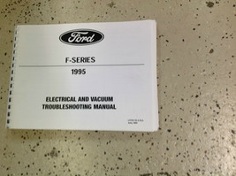1995 Ford F150 F250 F-250 350 Bronco F SERIES Electrical Wiring Diagrams... - $99.00