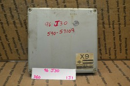 1996 Infiniti J30 Engine Control Unit ECU A18D76K63 Module 360-1J1 - $13.99