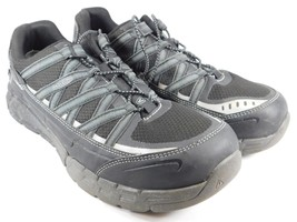Keen Asheville ESD Sz 13 M (D) EU 47 Men's Aluminum Toe Work Shoes Black 1017070