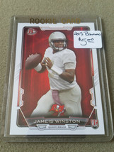 2015 Bowman #R23 Jameis Winston RC : Tampa Bay Buccaneers NFL - $4.70
