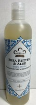Shea Butter and Aloe Body Wash by Nubian Heritage for Unisex 13 oz Body ... - $16.82