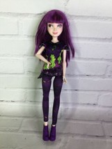 Disney Descendants Mal Isle of the Lost Doll Daughter of Maleficent With... - $29.69
