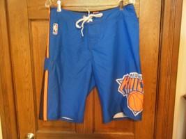 Quiksilver NBA New York Knicks Swim Shorts (Sample Item) - Size 32 - $14.30