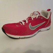 Womens Nike Training Flex TR Running Shoes Pink Size 8M 443736-600 - $25.73