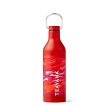 Starbucks Teavana Red Wave Stainless Steel  Bottle/17 oz - $28.95