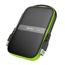 Silicon Power 5TB Rugged Portable External Hard Drive Armor A60, Shockpr... - $176.99