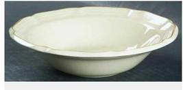 Rim Cereal Bowl Apple Blossom Sangostone by SANGO Set of 2  7 1/4 in Bro... - $10.75
