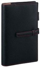 DB1050B Reimeifujii organizer Da Vinci pigskin Bible Black DB1050B  - $93.45