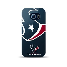 Mizco Sports Case Samsung Galaxy S6 Edge Licensed TPU NFL Houston Texans... - $13.99
