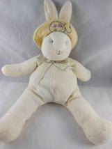 "HALLMARK Bunnies By the Bay 13"" BAYLEE Plush Stuffed Bunny 2002 bean bag bottom - $9.00"