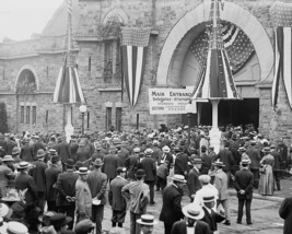 Delegates enter the 1912 Democratic National Convention in Baltimore Pho... - $6.16+