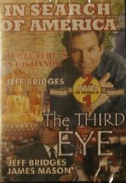 In Search Of America and The Third Eye Dvd