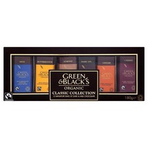 Green & Black's Classic Collection 12 x 15g - $17.40