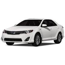 FLASHTECH for Toyota Camry 12-14 Xenon Brightest White LED Halo Ring Hea... - $126.42