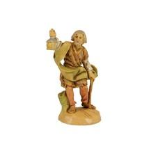 "Fontanini 2.5"" Collection Mordecai & Lantern Nativity Figurine #51057 - $4.70"