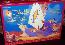 Disney's Aladdin Anchors Away Sailing Ship Playset - $79.15