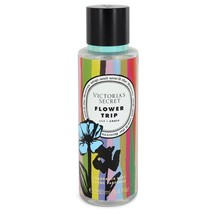 Victoria's Secret Flower Trip By Victoria's Secret For Women 8.4 oz Body... - $14.23