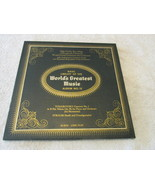 The Basic Library Of The World's Greatest Music No. 13  Record Album  - $4.49