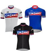 1970 CINZANO Retro Cycling Jersey - $29.00