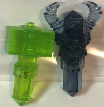 activision skylanders action figure Weapons Lot Of 2 - $7.91