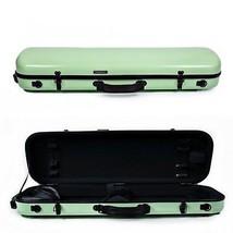 Tonareli Violin Oblong Fiberglass Case- Lime 4/4 VNFO 1003 - $249.00