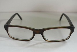 Ray Ban RB5187 2445 Tortoise on Green Rx Eyeglass Frames 50  16~140 edd5d61a490e