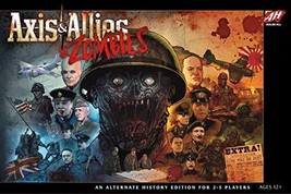 Axis & Allies & Zombies - $40.00
