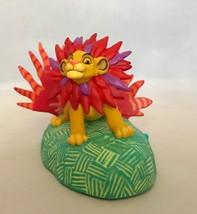 "Hallmark Keepsake Ornament ""MIGHTY SIMBA"" DISNEY'S THE LION KING 2005 - $16.36"