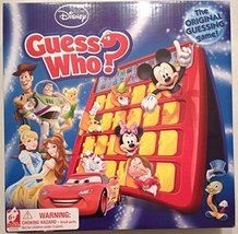 Disney Guess Who? ~ The Original Guessing Game - $53.95