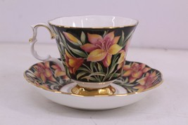 royal albert provincial flowers prairie lily tea cup - $35.00
