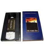OCTOBER SKY For Your Consideration Academy Screener VHS Movie Jake Gylle... - $14.99