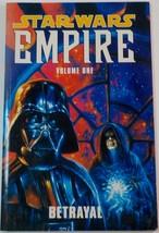 Star Wars Empire Vol 1 Betrayal Dark Horse Comics, 2003 - $7.00
