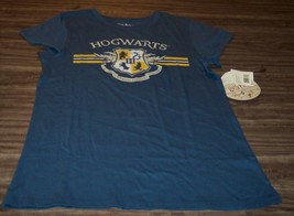 VINTAGE STYLE WOMEN'S HARRY POTTER Hogwarts T-shirt MEDIUM NEW w/ TAG - $19.80