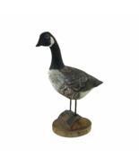 Vintage Robert Toussaint Carved Wooden Shore Bird Duck Figurine Folk Art... - $51.15