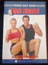BEACHBODY POWER HALF HOUR THIGH TRIMMER TONY HORTON 2004 DVD Exercise - $5.41