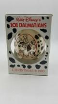 Schmid Collectors Gallery Walt Disney's 101 Dalmatians 1993 Christmas Or... - $12.82