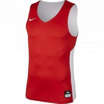 Nike Youth Boy's S Reversible Basketball Tank Training Practice 872382 R... - $13.26