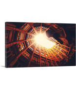 ARTCANVAS Enclosed Architecture in Barcelona Spain  - $43.99+