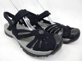 Keen Rose Size: 7.5 M (B) EU 38 Women's Sports Sandals Black Gray 1008783