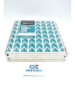 5-Pack Amazon Basics College Ruled Wirebound Spiral Notebook, 100 Sheet ... - $10.84
