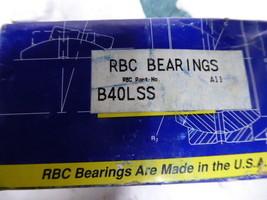 B40-LSS, B40LSS RBC Bearings Spherical Plain Bearing Radial New image 2